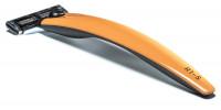 Razor R1-S Signal Orange voor Gillette® Mach3®